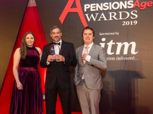 Hall of fame 2019 // Pensions Age Awards